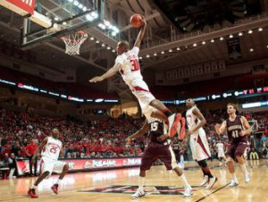 Texas Tech Basketball vs. Nevada @ United Supermarkets Arena | Lubbock | Texas | United States