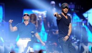 Enrique+Iglesias+Pitbull2014Tour