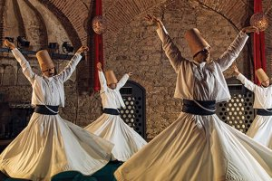 Whirling Dervish of Rumi @ Allen Theater at Texas Tech University   Lubbock   Texas   United States