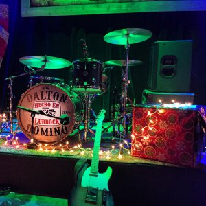Dalton Domino and the Front Porch Family Band @ The Blue Light Live | Lubbock | Texas | United States