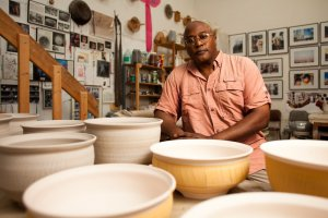 James Watkins: Reflections @ Louise Hopkins Underwood Center for the Arts | Nebraska | United States