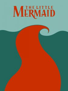 "Lubbock Moonlight Musicals presents, ""The Little Mermaid"" @ Civic Center Theatre 