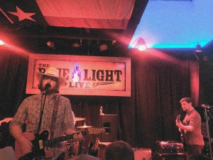 Red Shahan @ The Blue Light Live   Lubbock   Texas   United States