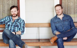 Adam Hood and Jason Eady: Southern Brothers @ Charley B's | Lubbock | Texas | United States