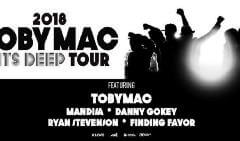 Tobymac - Hits Deep Tour @ United Supermarkets Arena | Lubbock | Texas | United States