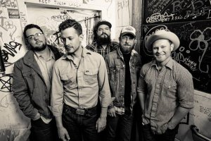 Turnpike Troubadours Street Show @ The Blue Light Live | Lubbock | Texas | United States