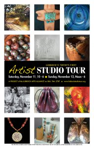 21st Annual Take In the Local Color! Lubbock's Artist Studio Tour @ Multiple locations (see below)