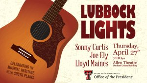Lubbock Lights @ Allen Theatre | Lubbock | Texas | United States