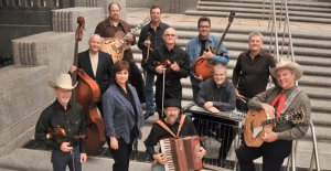 The Time Jumpers @ The Civic Center | Lubbock | Texas | United States