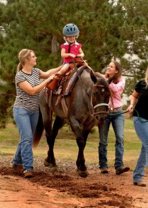 Junior Rough Riders Summer Corral @ Texas Tech Therapeutic Riding Center | Lubbock | Texas | United States