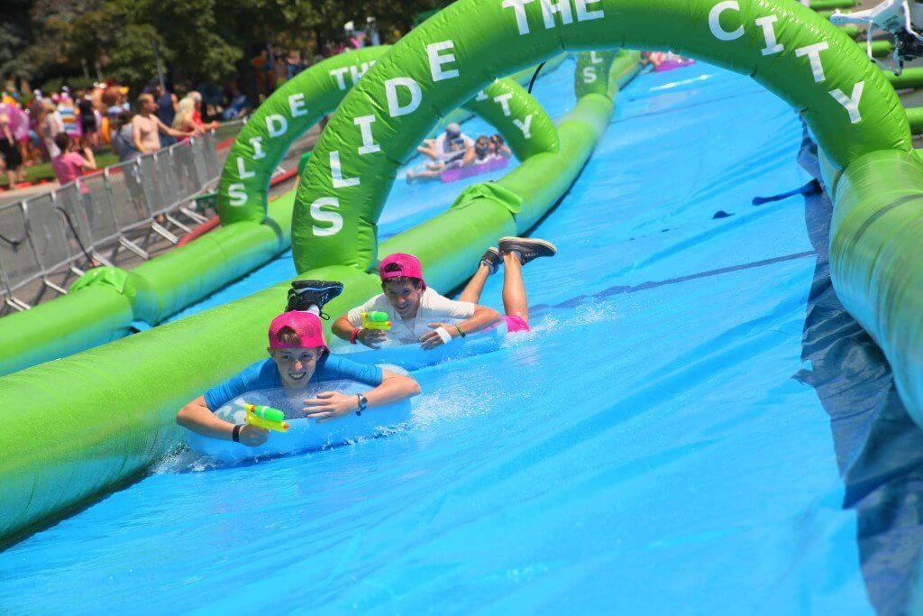 Slide the City @ Broadway by Mackenzie Park | Lubbock | Texas | United States