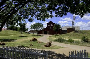 National Ranching Heritage Center Trolley Tours @ National Ranching Heritage Center | Lubbock | Texas | United States