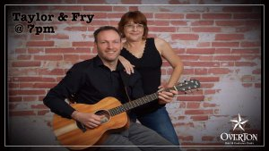 Taylor & Fry Live at The Overton @ Overton Hotel & Conference Center | Lubbock | Texas | United States