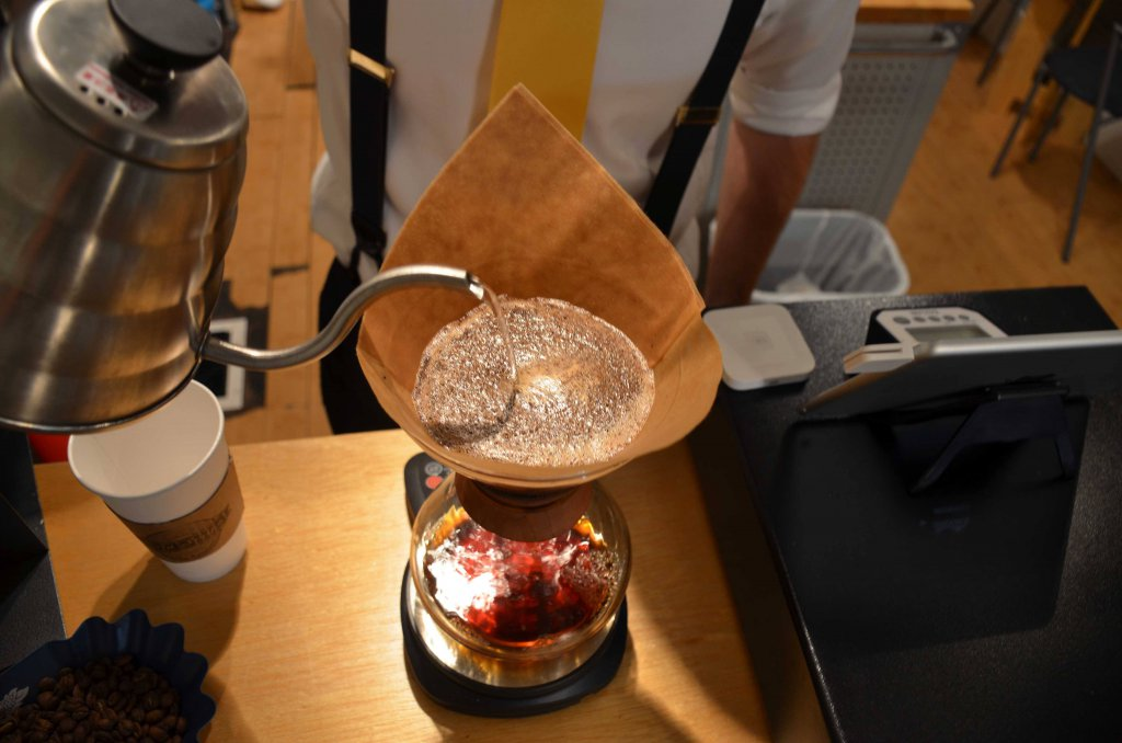 cold stripe chemex