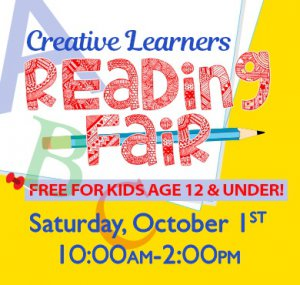 Creative Learners Reading Fair @ Science Spectrum & OMNI Theater   Lubbock   Texas   United States