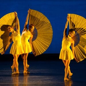 MOMIX @ Allen Theatre at Texas Tech | Lubbock | Texas | United States