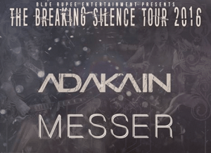 The Breaking Silence Tour @ The Backstage Lubbock | Lubbock | Texas | United States