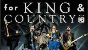 For King and Country with Jordan Feliz @ City Bank Coliseum | Lubbock | Texas | United States