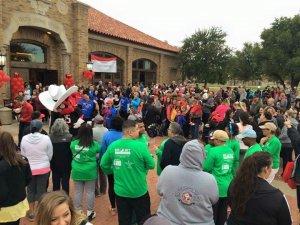 2016 Lubbock Heart Walk @ Texas Tech Frazier Alumni Pavillion | Lubbock | Texas | United States