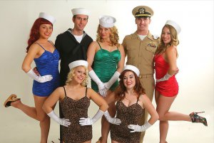 Pin-Ups on Tour: Operation Lubbock @ Charley B's | Lubbock | Texas | United States