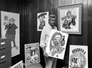 Dirk West Exhibit @ Southwest Collection/Special Collections Library | Lubbock | Texas | United States