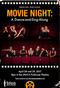 Flatlands Dance Theatre - Movie Night @ Firehouse Theater at LHUCA | Lubbock | Texas | United States