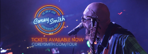 Corey Smith Live @ The Blue Light Live | Lubbock | Texas | United States