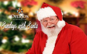Sundays with Santa @ Overton Hotel & Conference Center | Lubbock | Texas | United States