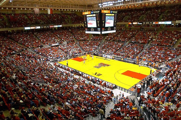 United Supermarkets Arena