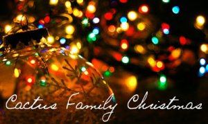 Cactus Family Christmas Celebration @ Cactus Theater | Lubbock | Texas | United States