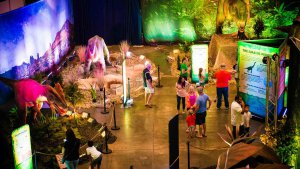 Discover the Dinosaurs Unleashed @ Lubbock Memorial Civic Center Theater | Lubbock | Texas | United States