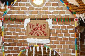 Gingerbread House Display @ Overton Hotel & Conference Center | Lubbock | Texas | United States
