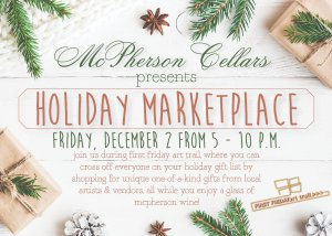 McPherson Holiday Marketplace @ McPherson Cellars | Lubbock | Texas | United States