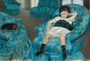 The Life and Art of Mary Cassatt with Christian Conrad @ LHUCA | Lubbock | Texas | United States