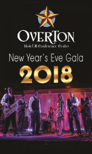 New Year's Eve Gala @ Overton Hotel and Conference Center | Lubbock | Texas | United States
