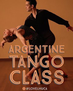Argentine Tango Class @ LHUCA Ice House   Lubbock   Texas   United States