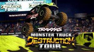 Traxxas Monster Truck Destruction Tour @ City Bank Auditorium | Lubbock | Texas | United States