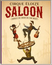 Cirque Eloize Saloon @ Lubbock Memorial Civic Center   Lubbock   Texas   United States