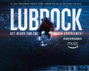 Garth Brooks @ United Supermarkets Arena | Lubbock | Texas | United States