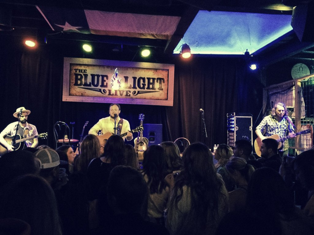 Charlie Shafter, Josh Abbott, William Clark Green