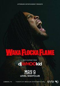 Waka Flocka Flame   Visit Lubbock
