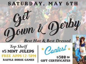 Kentucky Derby Party @ The Library Bar | El Paso | Texas | United States