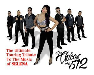 Los Chicos del 512 - The Selena Tribute! @ The Cactus Theater | Lubbock | Texas | United States
