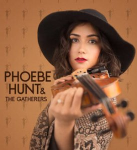 Americana! Phoebe Hunt and The Gatherers @ Cactus Theater | Lubbock | Texas | United States