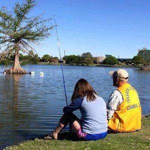 Kids Fishing 101 @ Trejo Supercenter   Lubbock   Texas   United States