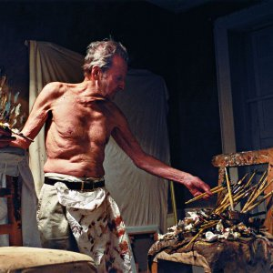 The Life and Art of Lucian Freud with Christian Conrad @ LHUCA   Lubbock   Texas   United States