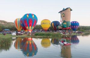 2017 South Plains Balloon Round-up @ Buffalo Springs Lake | Buffalo Springs | Texas | United States
