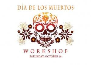 Día de los Muertos Workshop @ Buddy Holly Center | Lubbock | Texas | United States