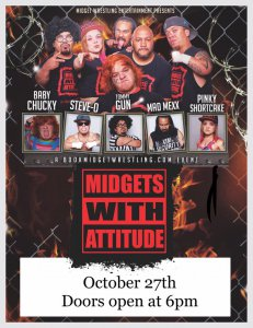 Professional Wrestling @ The Garden | Lubbock | Texas | United States