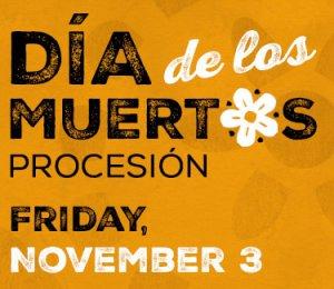 Día de los Muertos Procesión & Art Exhibit @ TTU Office of International Affairs | Lubbock | Texas | United States